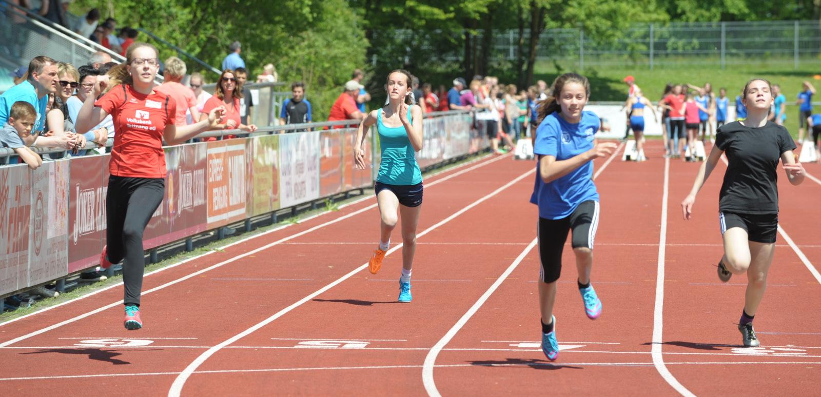 35. Regionales Schülersportfest in Eisenberg