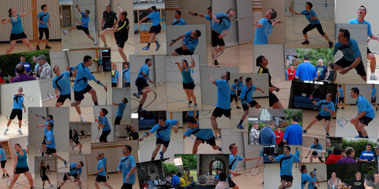 Badminton Kehlen
