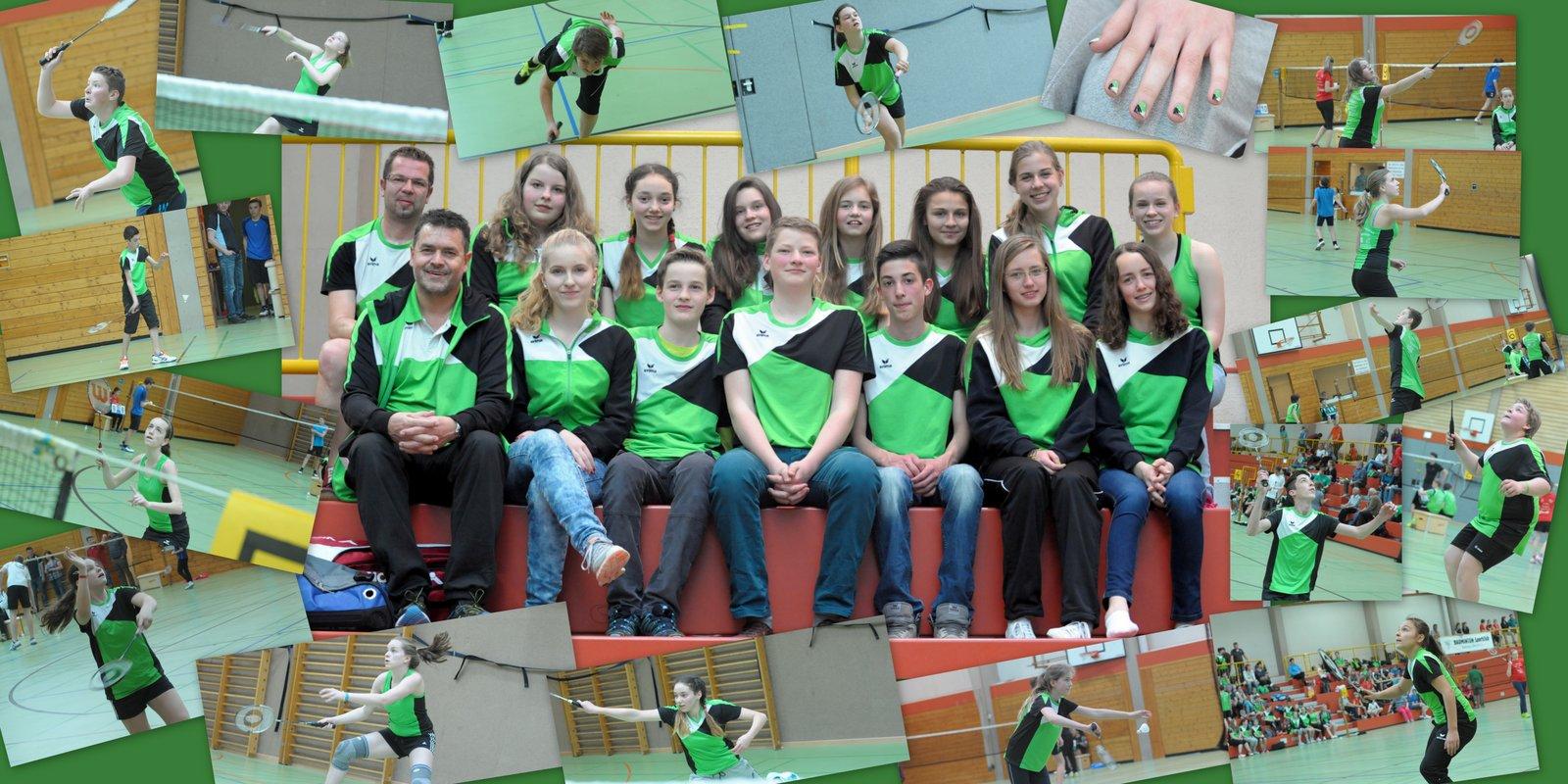Badminton-Jugendturnier