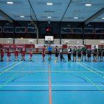 Handball Heimspiel vom 25.11.2017