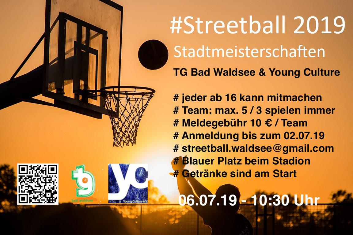 streetball 2019 flyer